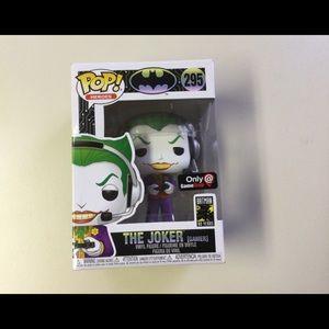 Funko Pop The Joker Gamer Figure